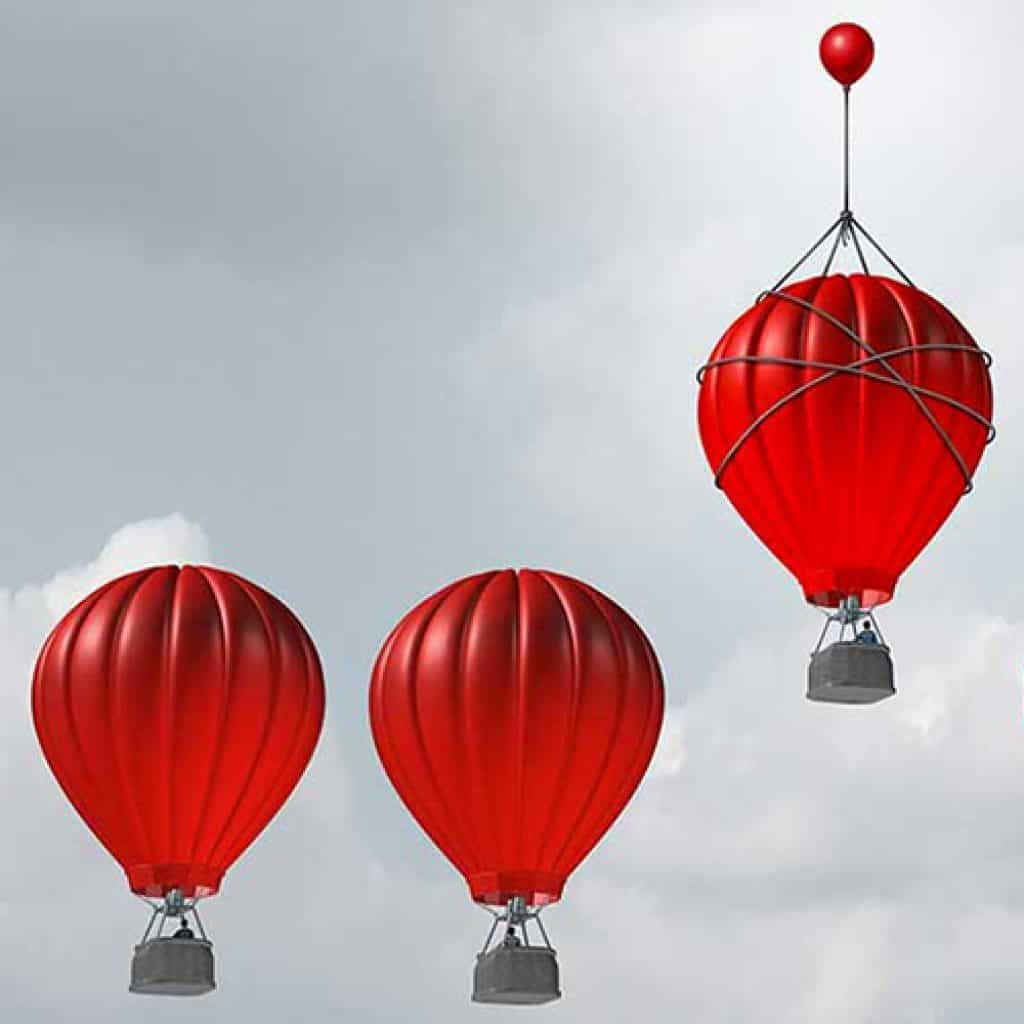 optimising your content balloon higher than others